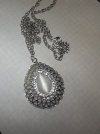 Silver Peal Necklace  Markham, L3S 3G8