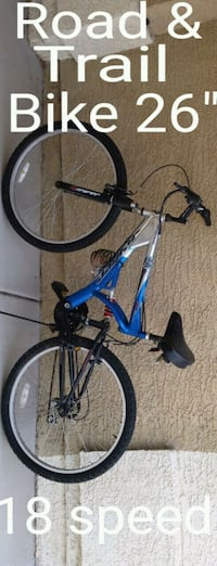"""26"""" Teen to adult sized road and trail bike  Las Vegas, 89183"""