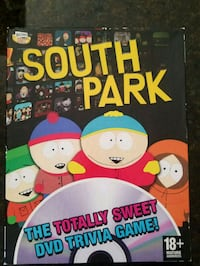 South Park DVD game Wilmington, 19802