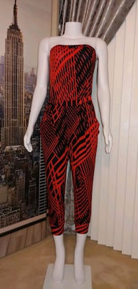 Stretchy jumpsuit Mississauga, L4Z 1W3