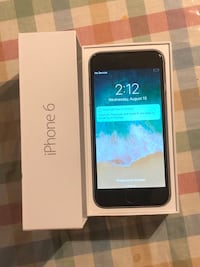 iPhone 6 16 gb with box East Brunswick, 08816