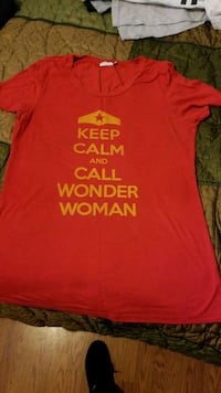 Wonder Woman  Medium shirt 29 km