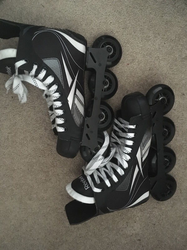 Reebok 3k Fitlite rollerblades Men's size 9 brand new never used condition