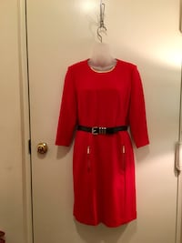 Michael Kors red dress size 8 Norfolk, 23505