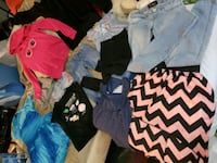 Kids clothing for girls  Campbell