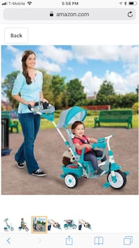 baby's blue and black stroller Palm Coast, 32137