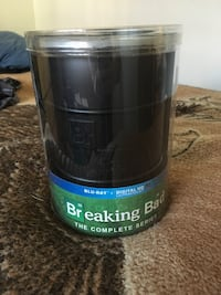 Breaking Bad Complete Series Blu Ray Limited Edition Barrel  Langley, V2Y 1B5