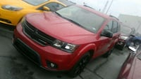 Dodge - Journey - 2014 Fredericksburg