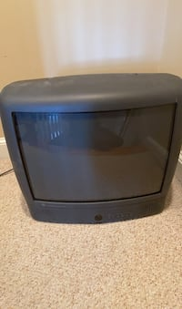 General Electric tube TV