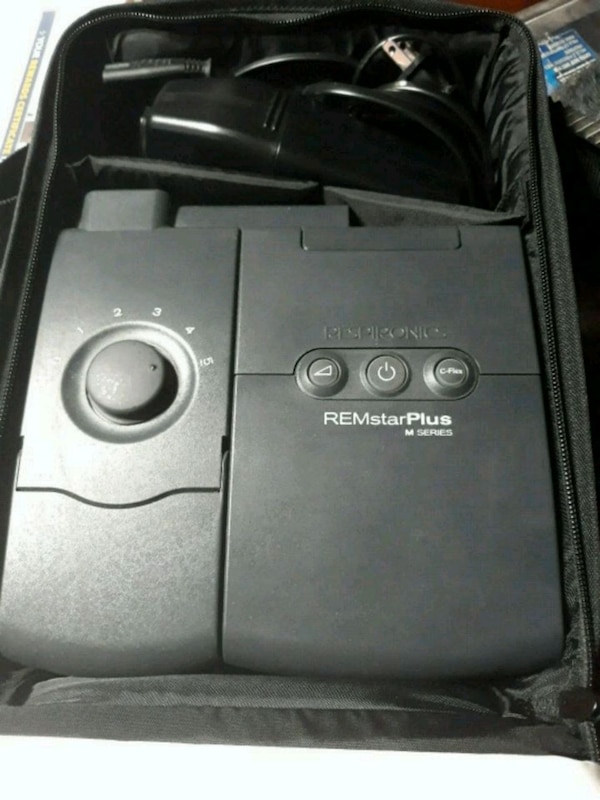 CPAP Machine and accesories