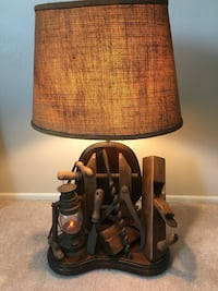 Vintage, collectible Nightwatch lamp  Chino, 91710