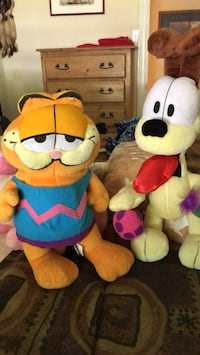 Easter egg Garfield & Odie Denver, 80220