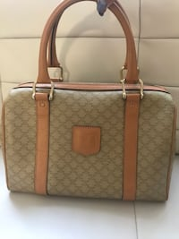 Authentic Vintage Celine Boston Bag Purse Toronto, M1P 4P5