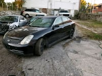 03 infinity g35 ONLY FOR PARTS
