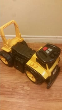 yellow and black ride on toy car Hamilton, L8N 3W7