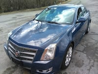 2010 CADILLAC CTS PERFORMANCE *FR $499 DOWN GUARANTEED FINANCEWD Des Moines