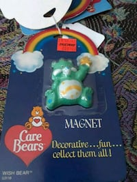 Care Bears Wish Bear Magnet  Fair Oaks, 95628
