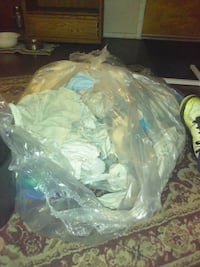 Clean up rags