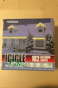 Brand new Noma 102 outdoor icicle lights Vaughan, L4J 7Z3