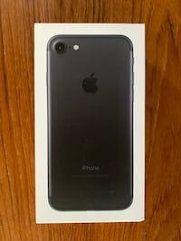 iPhone 7 128GB Matt Black  Toronto, M5R 1L5