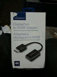 Insignia DisplayPort to HDMI Adapter