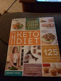 The Keto Diet book Sidney, V8L 3R8
