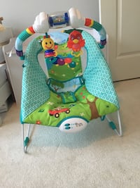 toddler's multicolored bouncer Surrey, V3S 6T7