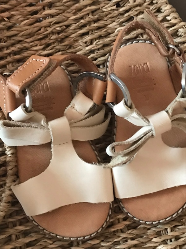5128ea37c5f Used Zara size 28 sandals. Very cute and only wore once. for sale in  Brampton