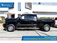 CHEVROLET SILVERADO 3500HD HIGH COUNTRY (3LZ) HIGH COUNTRY 4X4 CREW CAB SRW Surrey