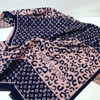 Big Louis Vuitton Scarf  Ottawa, K2P 1R6
