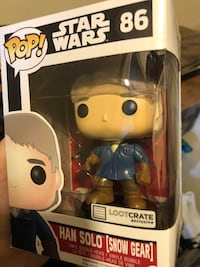 Han Solo Pop figure Ashburn, 20147