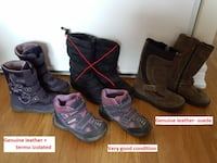 All 3 pairs for a girl of 5-6 years
