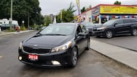 2018 KIA FORTE 5 LX+ HB MANUAL (NO HST&LICENCING) ONLY 15 KM Toronto