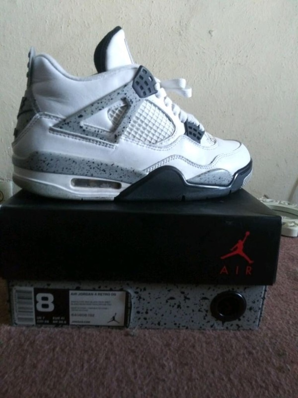 2a90e2d94f2b5f Used Air Jordan 4 Retro OG for sale in Dallas - letgo