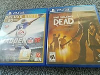 madden 16 , and the walking dead  Coos Bay, 97420