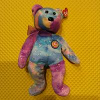 Ty Beanie Buddy-Clubby VI - New-Never Played With Westminster, 80031