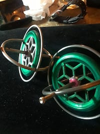 These are gyro spinners Hickory, 28601
