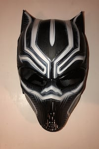Black Panther Airsoft Mask