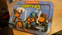 O.b.o. Teenage Mutant Ninja Turtles TV TRAY Richmond, 23234