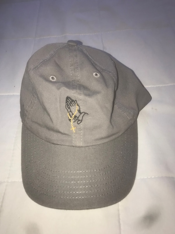 Used Tillys Praying Hands Dad Hat for sale in Santa Paula - letgo c9a9fb491a5