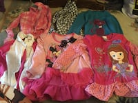 4 year old girls clothes