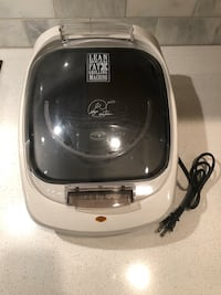George Foreman grill with bun warmer Easton, 18045