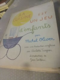 1965 French cook book