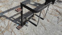 swing out spare tire / jerry can holder.. Jeep cj/ wrangler seats Portsmouth, 23701