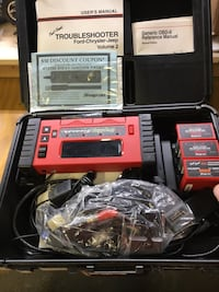 Snap-On MT 2500 Scanner was used twice and then stored.  Baltimore, 21206