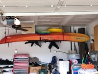 Double ocean kayak with chairs and paddles  Jupiter, 33477