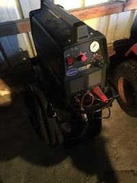 Eastwood versa cut plasma cutter and lincoln pro 135 mig welder Central Islip, 11722
