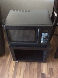 Black and gray microwave oven Calgary, T2E