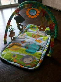 Baby play gym.
