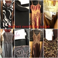 Assorted dresses collage Chico, 95973